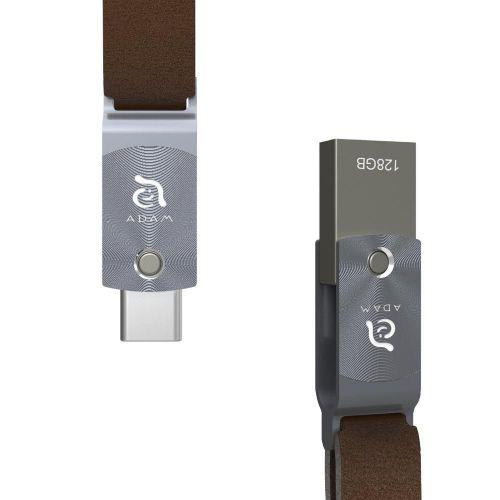 ROMA USB Type−C USB 3.1 雙用隨身碟 128G
